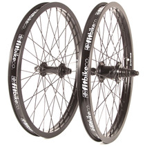 Fit Freecoaster Wheelset in black at Albe's BMX Bike Shop Online