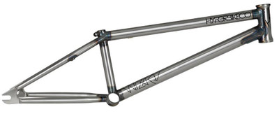 Hyper Wizard Frame in Raw at Albe's BMX Online