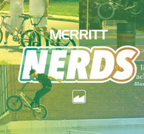 Merritt Nerds DVD at Albe's BMX Online