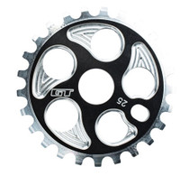 GT Overdrive Sprocket in Black at Albe's BMX Online