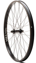 Verde Neutra 26 inch Front Wheel in black at Albe's BMX Online