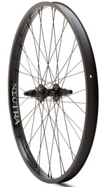 Verde Neutra 26 inch Rear Wheel in black at Albe's BMX Online