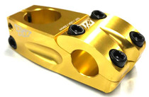 TNT Top Load Stem in gold at Albe's BMX Online