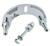 Dia Compe Boomerang 990 Brake Plate in Chrome at Albe's BMX Online