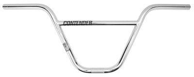 Kink Contender Bar in chrome at Albe's BMX Online