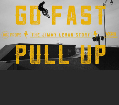 Jimmy Levan 'Go Fast Pull Up' Video at Albe's BMX Online