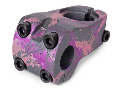 Shadow VVS Front Load Stem in Viral Tye Dye at Albe's BMX Online