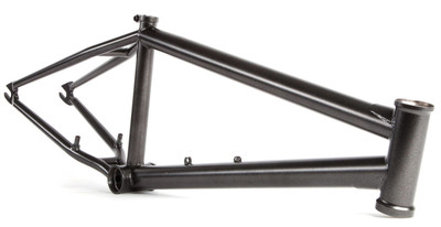 S&M Black Magic Frame at Albe's BMX Online