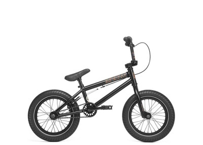 "Kink Pump 2020 14"" Bike in black at Albe's BMX Online"
