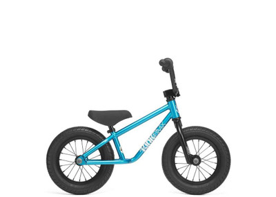 "Kink Coast 2020 12"" Balance Bike in blue at Albe's BMX Online"