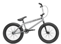 "Kink Kicker 2020 18"" Bike in Grey Cement color at Albe's BMX Online"