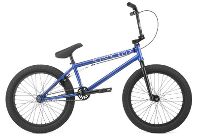 Kink Launch 2020 Bike in blue at Albe's BMX Online