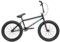 Kink Whip 2020 Bike in black fade at Albe's BMX Online