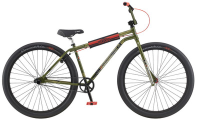 "GT Bikes 2020 Street Performer 29"" Bike in Camo at Albe's BMX Online"