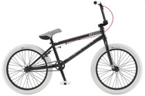 "GT Bikes Performer 20"" 2020 Bike in black color at Albe's BMX Online"