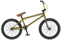 "GT Bikes Performer 20"" 2020 Bike in Yellow  color at Albe's BMX Online"