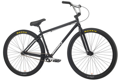 "Sunday High-C 2020 29"" Bike in black at Albe's BMX Online"