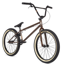 "Stolen Spade 22"" 2020 Bike in brown at Albe's BMX Online"
