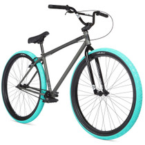 "Stolen Max 29"" 2020 Bike in raw color at Albe's BMX online"