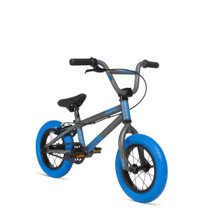 "Stolen Agent 12"" 2020 Bike in Raw color at Albe's BMX Online"