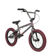 "Stolen Agent 16"" 2020 Bike in raw at Albe's BMX Online"