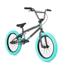 "Stolen Agent 18"" 2020 Bike in Matte Raw at Albe's BMX Online"