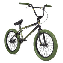 Stolen Stereo 2020 Bike in Spec Ops Color at Albe's BMX Online