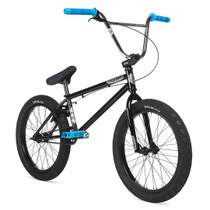 Stolen Heist 2020 Bike in black at Albe's BMX Online