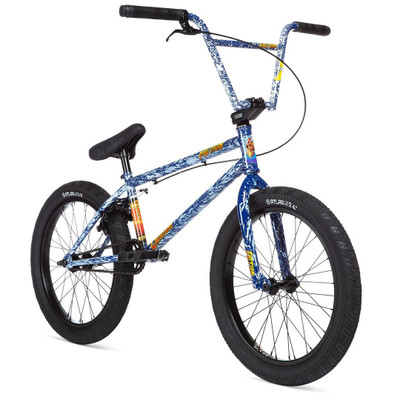 Fiction Creature 2020 Bike in Angry Seas Blue Color at Albe's BMX Online