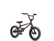 "DK Aura 2020 14"" Bike in Oxblood at Albe's BMX Online"
