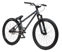 "Verde Radix 26"" Dirt Jump Bike 2020 in Black at Albe's BMX Online"