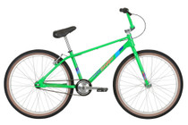 "Haro Master Freestyler DMC 26"" Bike in Green at Albe's BMX Online"