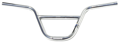 S&M OG Slam Bars in chrome at Albe's BMX Online