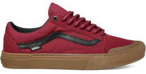 Vans Old School Pro BMX Shoes (Ty Morrow) at Albe's BMX Online