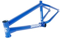 Sunday Soundwave V3 Frame in Candy Blue at Albe's BMX Online