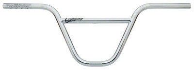 Odyssey Boss V2 Bars in chrome at Albe's BMX Online
