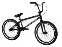 Subrosa Altus Bike 2020 in black at Albe's BMX Online