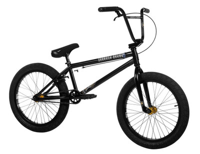 Subrosa Sono Bike 2020 in black at Albe's BMX Online