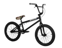 "Subrosa Tiro 18"" Bike 2020 in black at Albe's BMX Online"