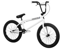 Subrosa Tiro Bike 2020 in white at Albe's BMX Online