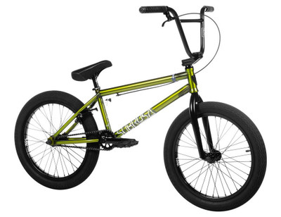 Subrosa Salvador Bike 2020 in Trans Green at Albe's BMX Online