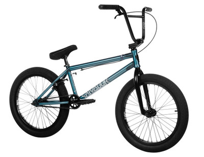 Subrosa Salvador XL Bike 2020 in Teal at Albe's BMX Online