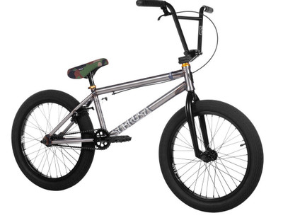 Subrosa Salvador FC Bike 2020 in Raw color at Albe's BMX Online