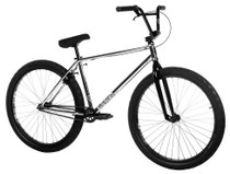 "Subrosa Malum DTT 26"" Bike 2020 in chrome at Albe's BMX Online"