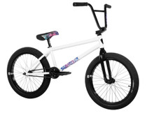 Subrosa Novus Burnett Signature Bike 2020 in white at Albe's BMX Online