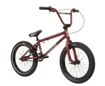 "Fit Eighteen 18"" Bike 2020 in red at Albe's BMX Online"