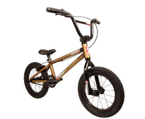 "Fit Misfit 14"" Bike 2020 in trans gold at Albe's BMX Online"