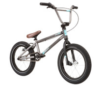 "Fit Misfit 16"" Bike 2020 in Matte Raw at Albe's BMX Online"