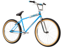 "Fit Tripper 26"" Bike 2020 in SE Blue at Albe's BMX Online"
