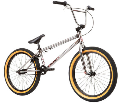 Fit Series 22 Bike 2020 in Gloss Clear at Albe's BMX Online
